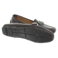 Prada Loafer in dark brown