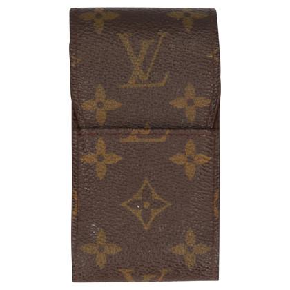 Louis Vuitton Cigarette Case from Monogram Canvas