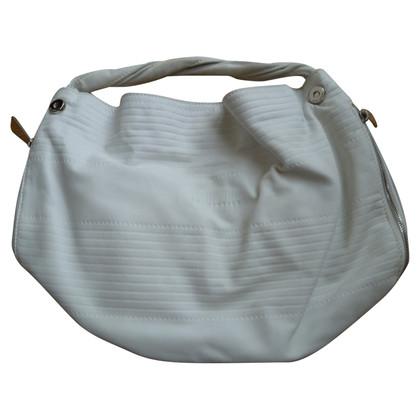 Coccinelle borsa bianca