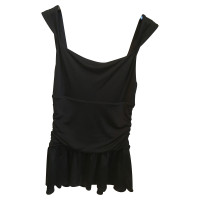 Moschino Cheap and Chic Peplum Top