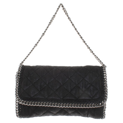 "Stella McCartney ""Falabella Flap Bag"" in black"