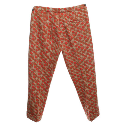 René Lezard Pants with pattern