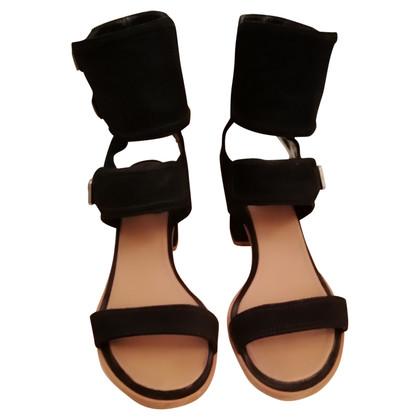 Laurence Dacade Sandals in black