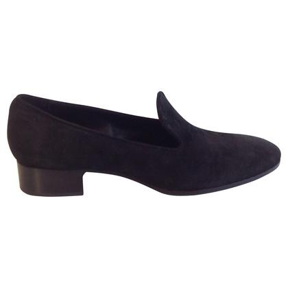 Altre marche Enrico Antinori - pelle scamosciata pantofola
