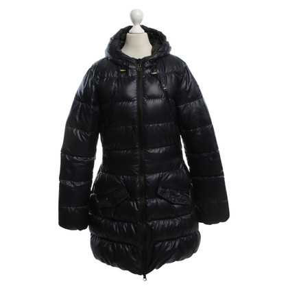 Maison Scotch Coat in blue
