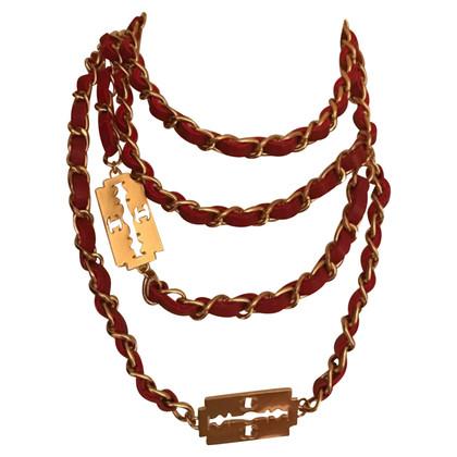 Chanel Gürtel/Halskette
