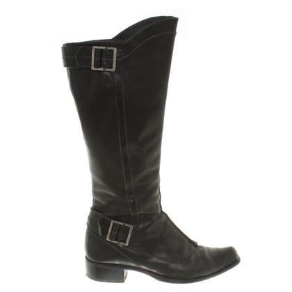 Max Mara Boots in zwart