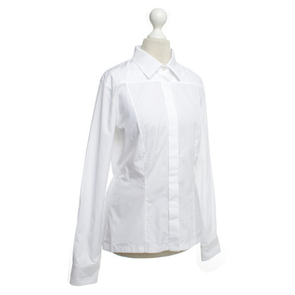 Sport Max Shirt with wrinkle peplum