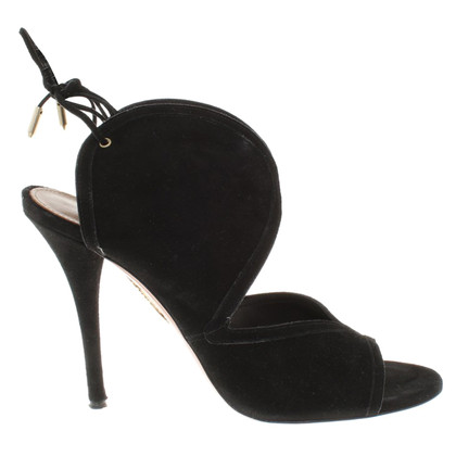 Aquazzura Sandali in nero
