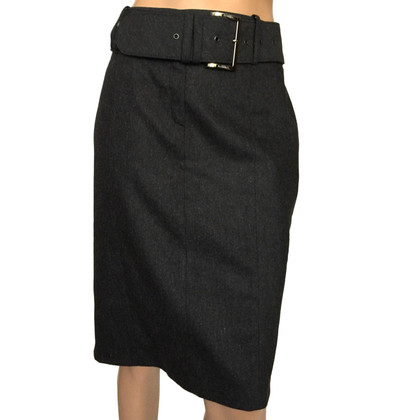 La Perla skirt from cashmere wool mix