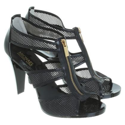 Michael Kors Peeptoe sandalen in zwart