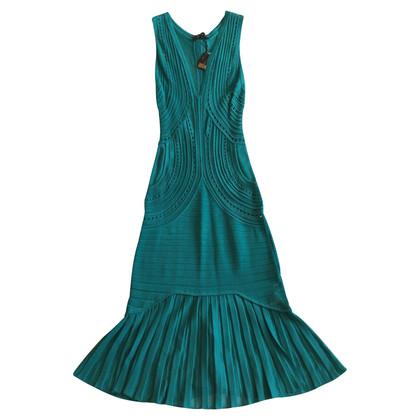 Roberto Cavalli Dress in turquoise