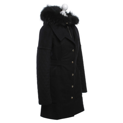 Other Designer Tricouni - cashmere jacket with fur