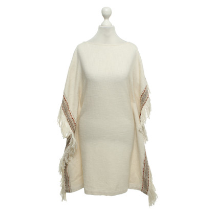 Paul & Joe Poncho in Beige