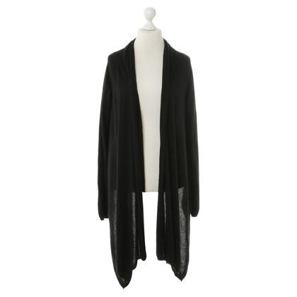 Donna Karan Zwarte sjaal