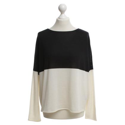 Ralph Lauren Trui in zwart / White