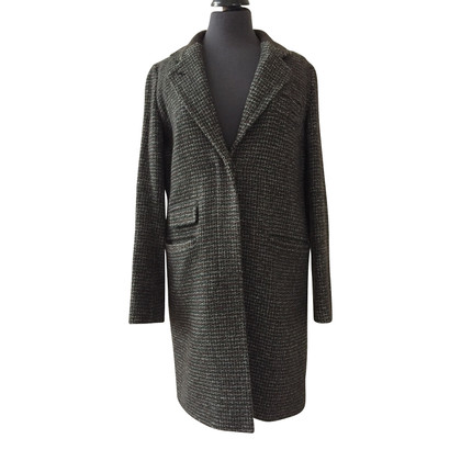 Chloé Wool coat with a subtle pattern