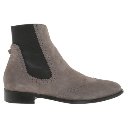 Balenciaga Chelsea boots with Lyra perforation