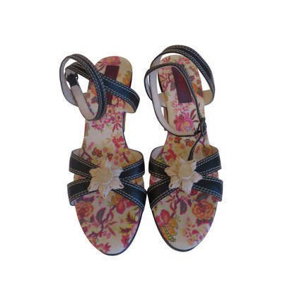 Kenzo Plateau sandalen
