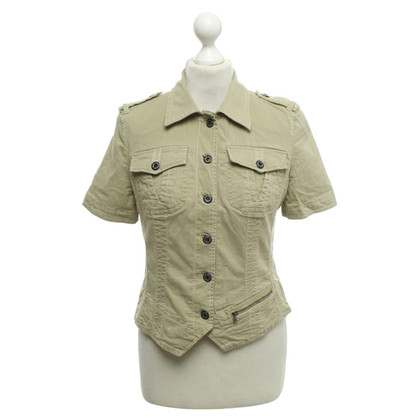 Marc Cain Blouse shirt in khaki