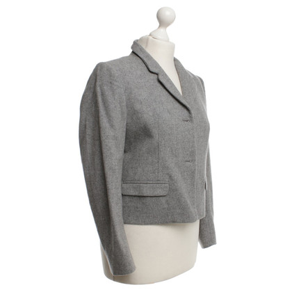 Dries van Noten Dandy jacket in gray