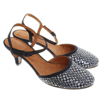 Other Designer Slingbacks in blue