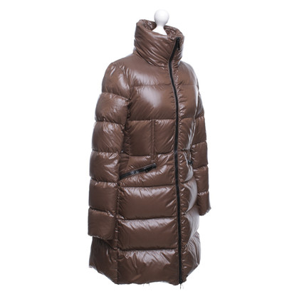 Moncler Down coat in brown