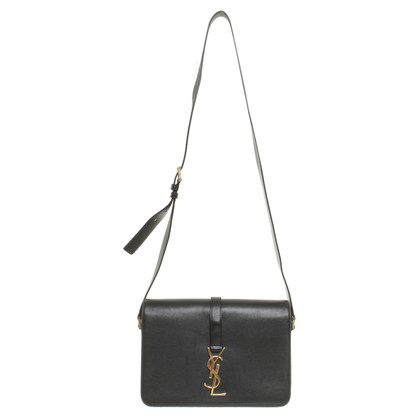 "Saint Laurent ""Université Monogram Flap Bag"""