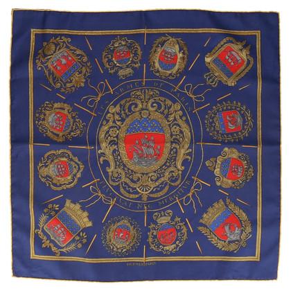 Hermès Gavroche silk scarf
