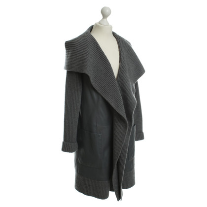 Escada Coat in grey