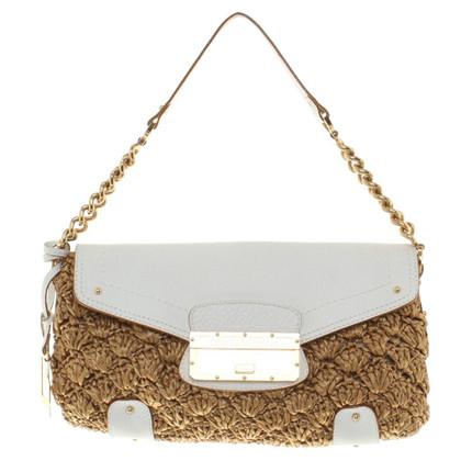 Dolce & Gabbana Schultertasche mit Bastelementen