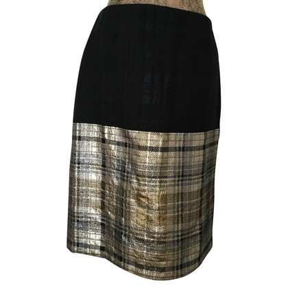 Dries van Noten skirt with pattern