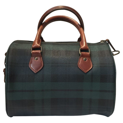 Polo Ralph Lauren Handbag with plaid pattern