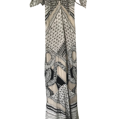 Roberto Cavalli Maxi dress with pattern