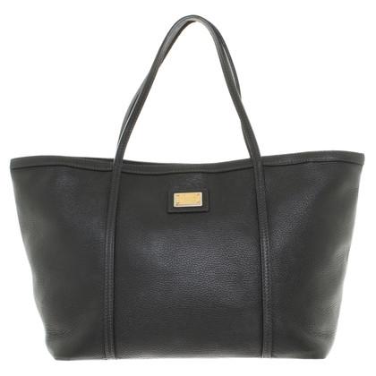Dolce & Gabbana Shopper in black