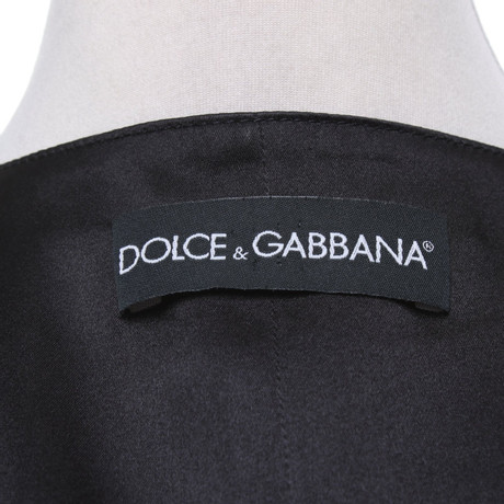 amp; Schwarz Gabbana Farbe Dolce in Grau Weste Dolce Andere amp; EqAHx6P