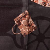 Hermès Cloth with print