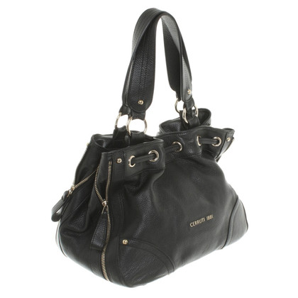 Cerruti 1881 Handbag in black