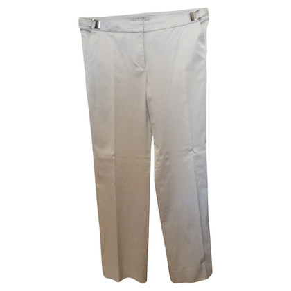 Céline trousers in white