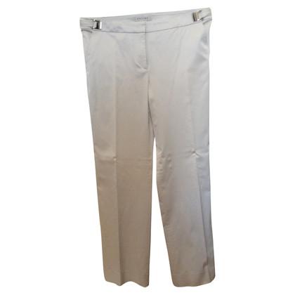 Céline Pantaloni in bianco