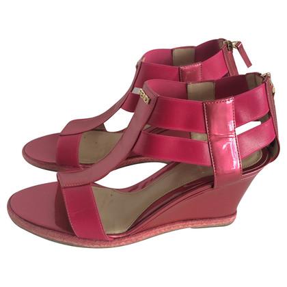 Fendi Wedge Sandaletten