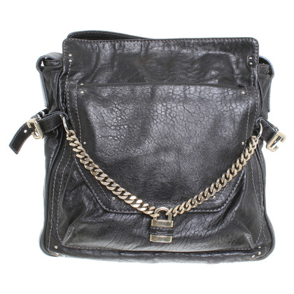Chloé Lederhandtasche in Schwarz