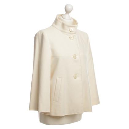 Luisa Cerano Cream-coloured jacket