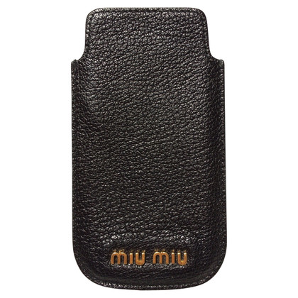 "Miu Miu ""Iphone 5 Case"""
