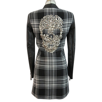 Philipp Plein Long blazer
