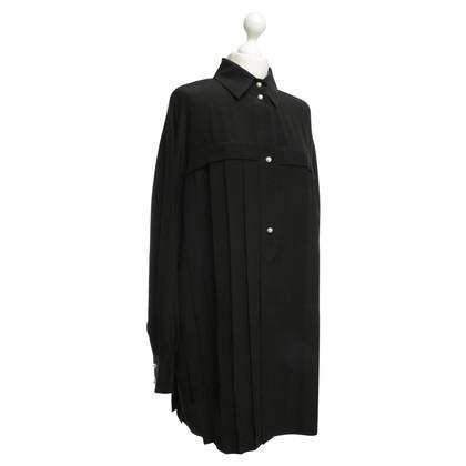 Chanel Seidenkleid in Schwarz