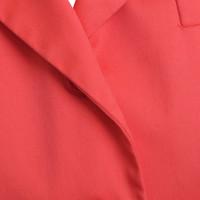 Miu Miu Blazer in corallo rosso