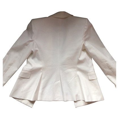 Rachel Zoe Double-breasted Blazers met zijde trim