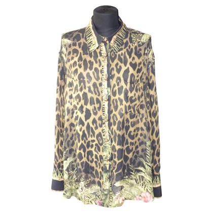 Balmain Silk blouse with pattern