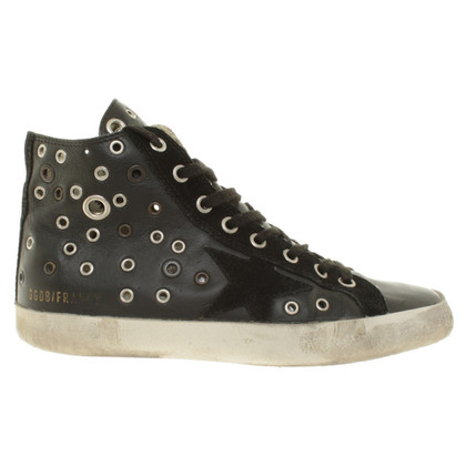 Golden Goose Sneakers in black